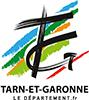 Logo Département Tarn et Garonne
