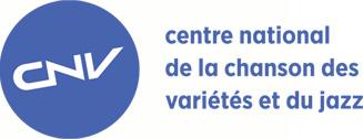 Logo Centre National de la Variété et du Jazz