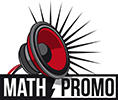 Logo Agence Communication Math Promo