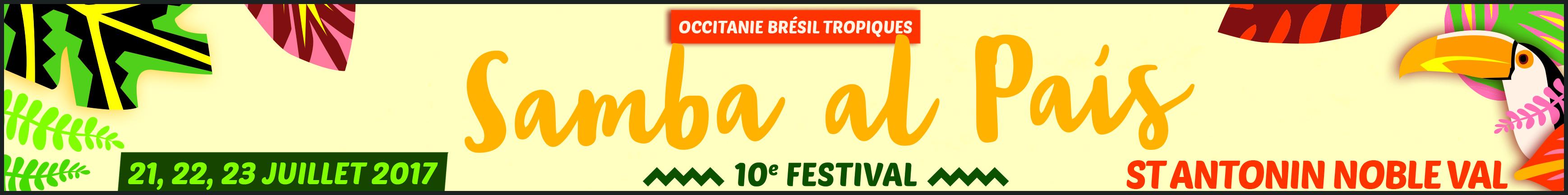 Festival Samba Al Pais