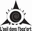 Logo L'Œil dans le Baz'Art